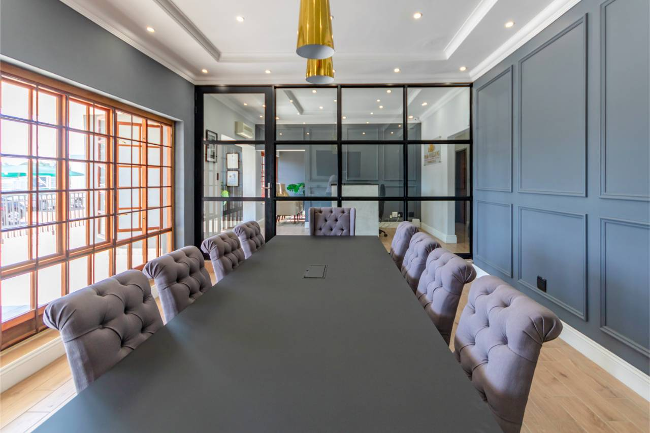 Workspace on the avenue - boardroom
