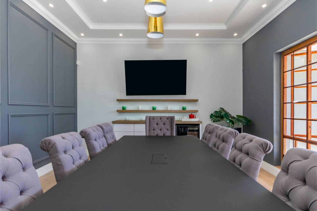picture of Fully equipped boardroom
